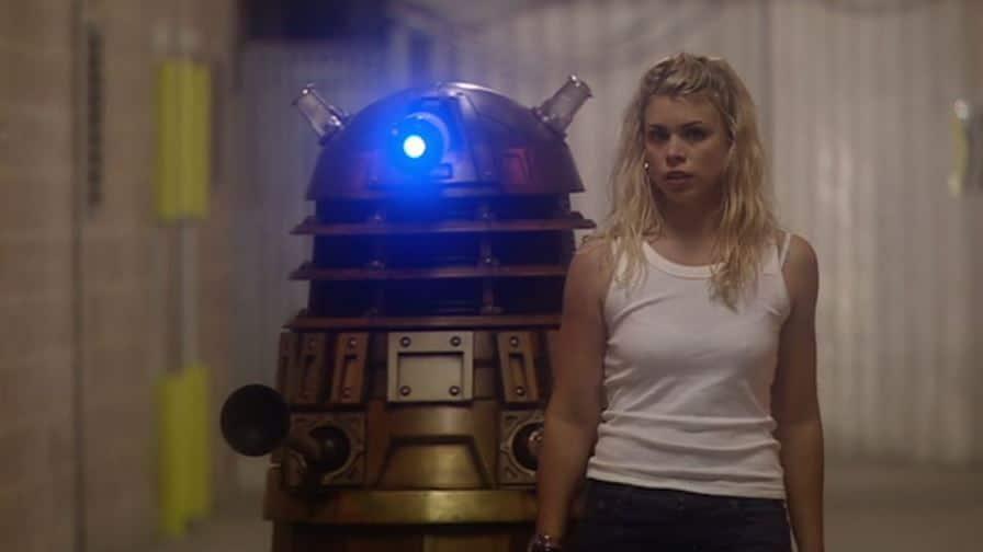 Rose and the Dalek
