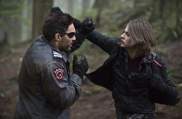 Slade and Thea
