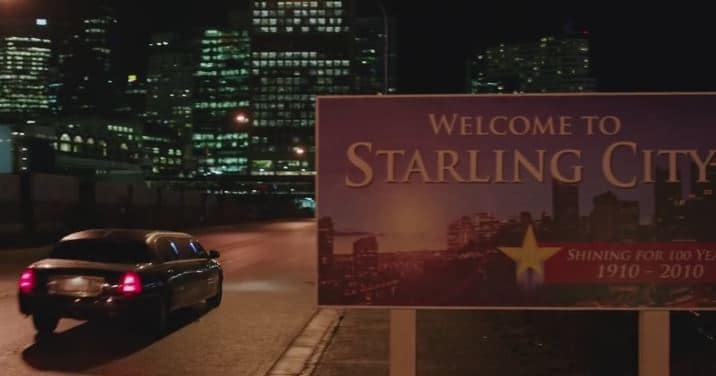 Starling City return