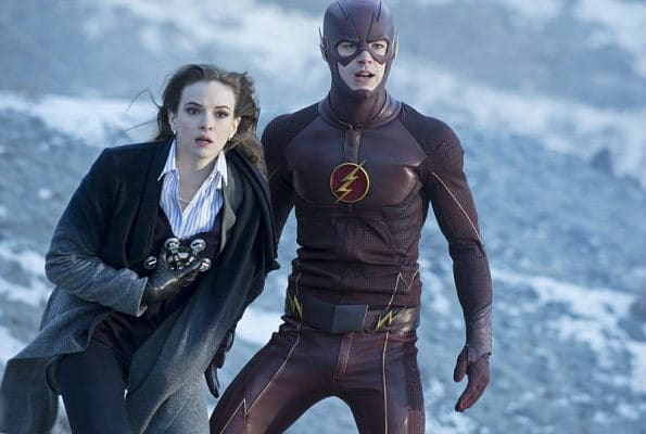 The Flash E13 (Barry and Caitlin)