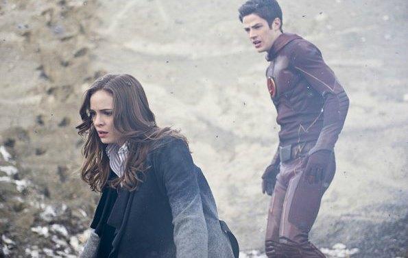 The Flash E14 (Caitlin and Barry)