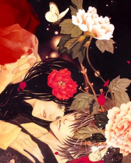 Artwork by Mi-Kyung Yun