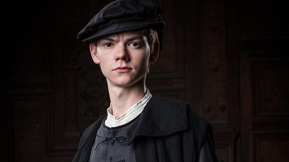 Thomas Brodie Sangster as Rafe in Wolf Hall. Image: BBC