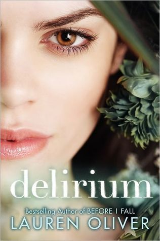 Book - Delirium