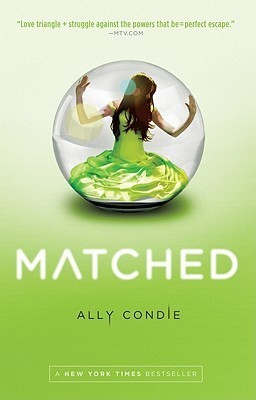 Book - Matched