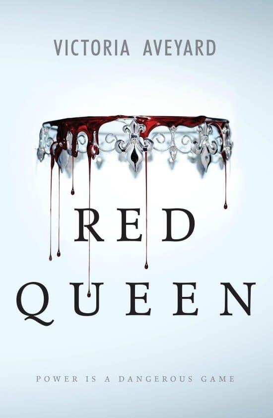 Book - Red Queen
