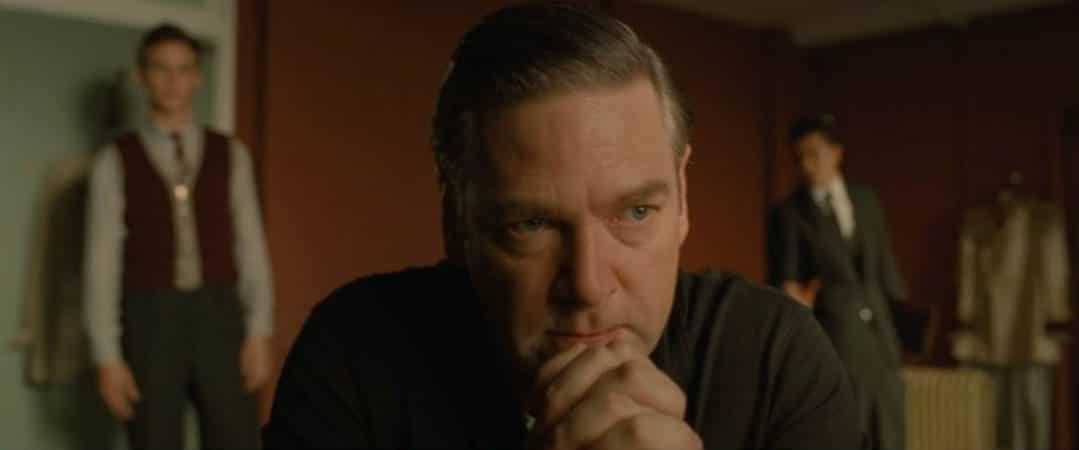 Branagh as Olivier