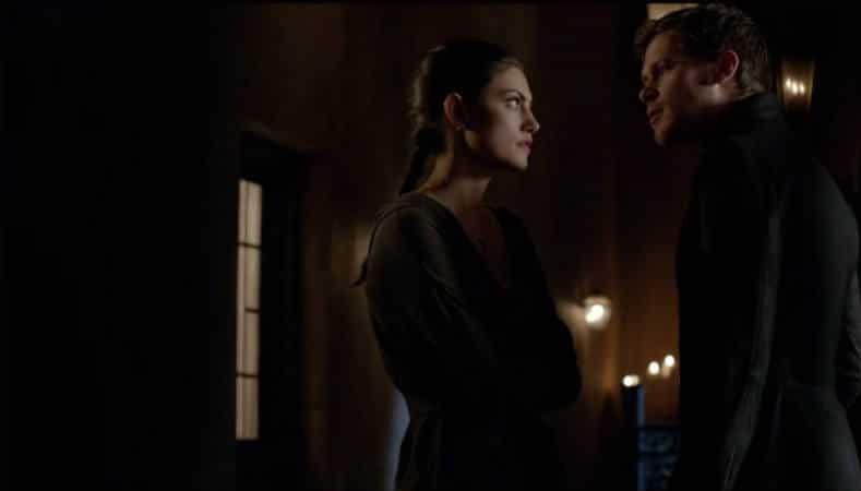 Klaus vs Hayley
