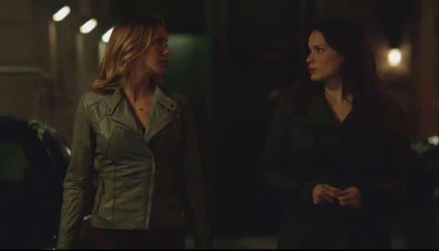 Nyssa and Laurel compliment