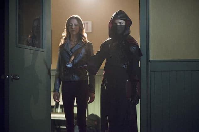 Nyssa and Laurel