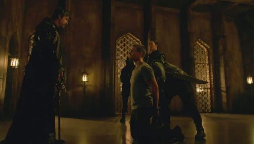 Ra's and Oliver