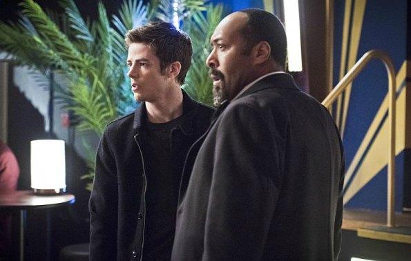 The Flash E16 (Barry and Joe)