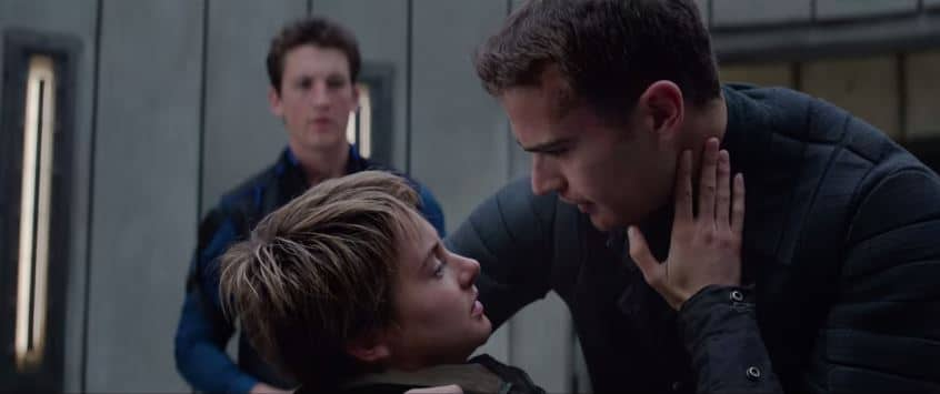 Tris and Four trailer picture