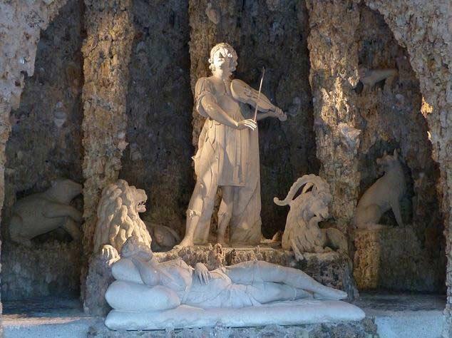 Orpheus Cave