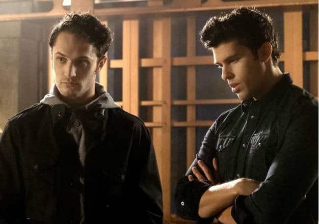 Aiden and Josh