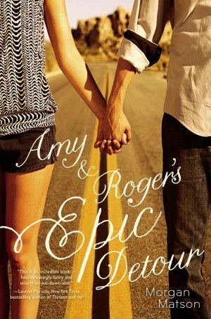 Book - Amy and Roger's Epic Detour