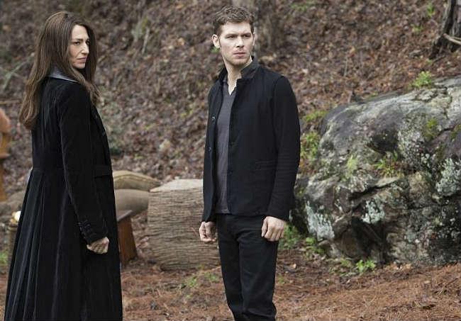 Dahlia and Klaus
