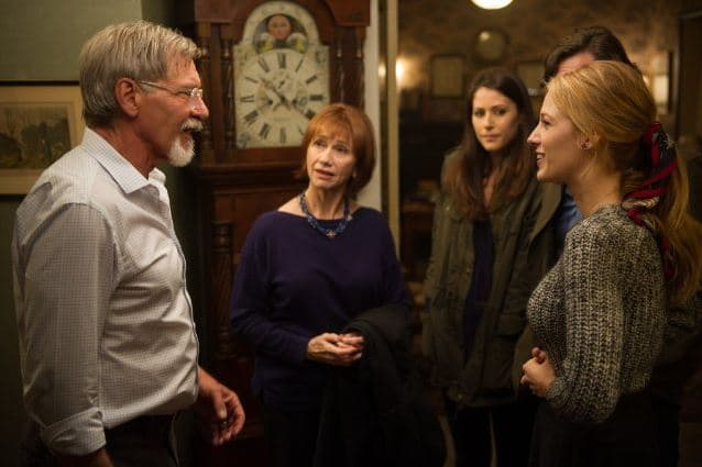 Harrison Ford Age of Adaline