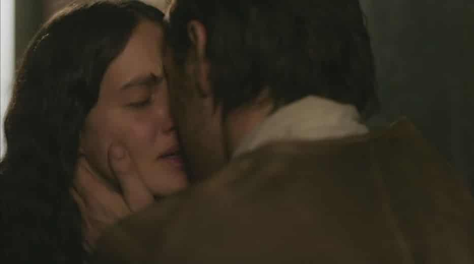 Jem kisses Mary 2