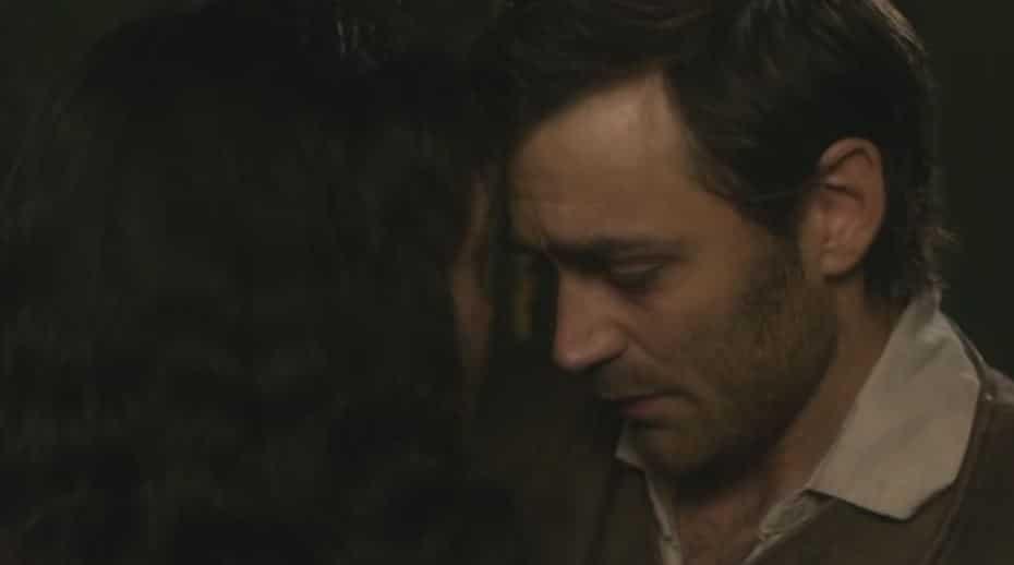 Jem kisses Mary 3