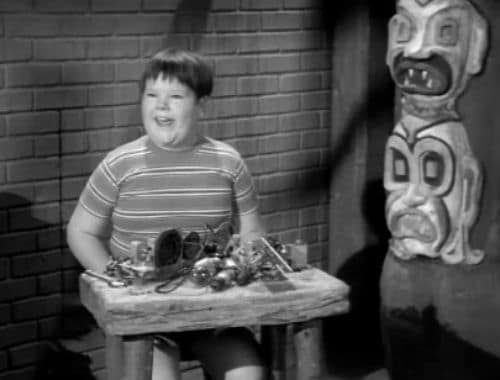 Photo: Charles Addams, Filmways & MGM Television