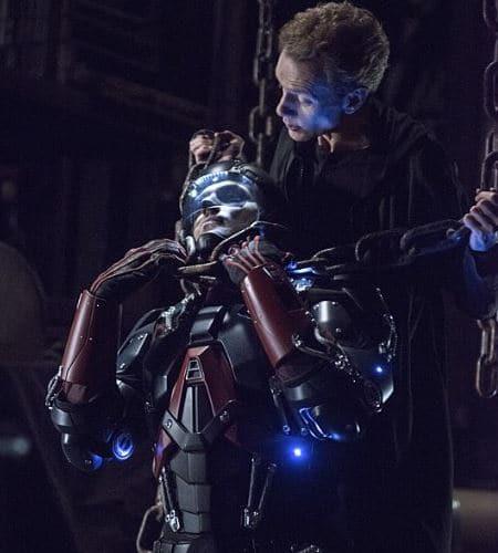 Ray and metahuman