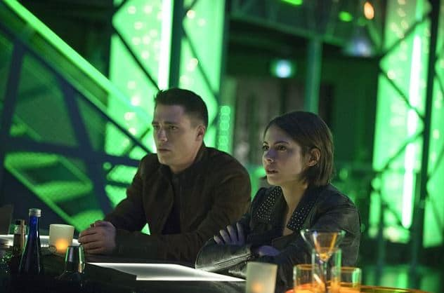 Roy and Thea