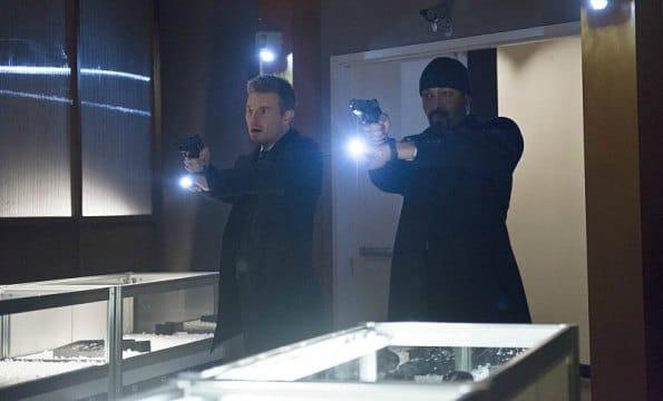 The Flash E18 (Joe and Eddie)