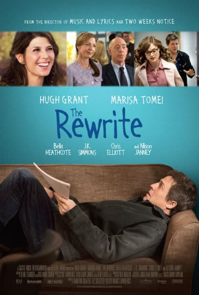 The Rewrite Poster