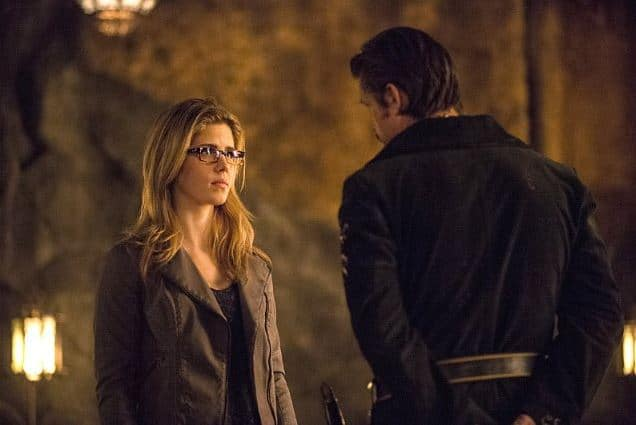 ra's and felicity