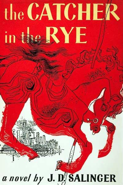 Ya Review Identity The Catcher In The Rye