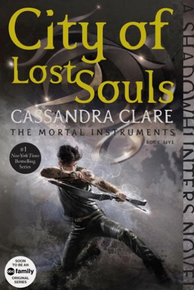 City of Lost Souls Book Cover