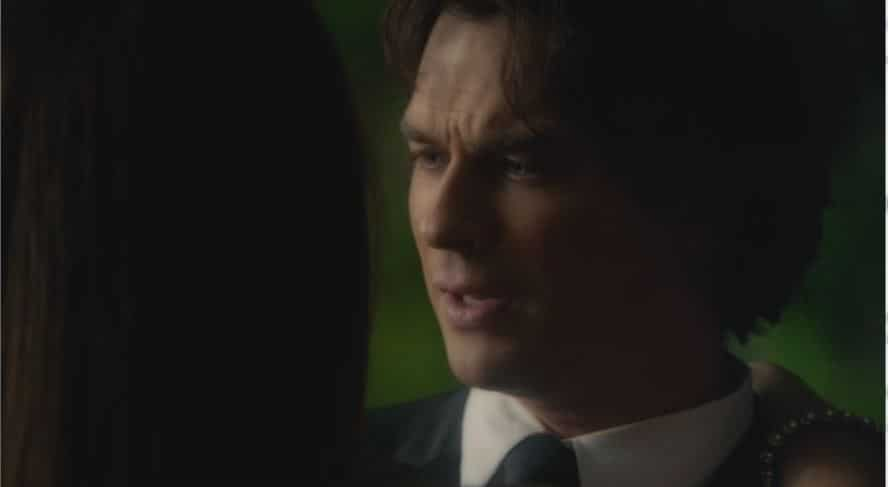 Damon Who's going to be ready for that.