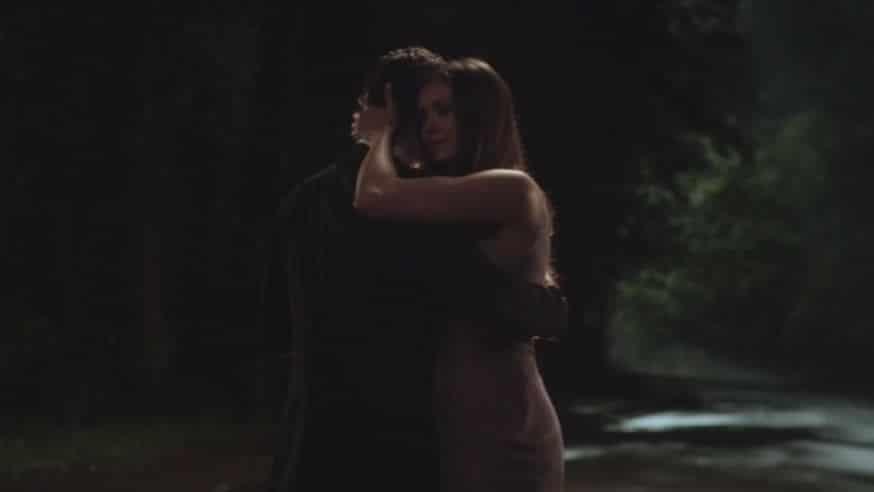 Damon and elena slow dance