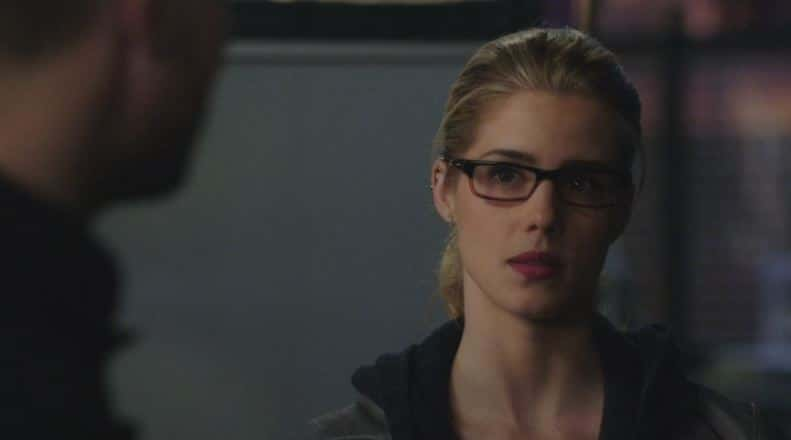 Felicity Oliver doesn't want to be Arrow