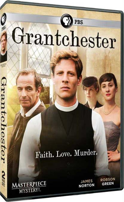 Grantchester_DVD