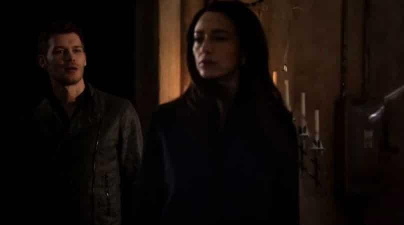 Klaus and Dahlia