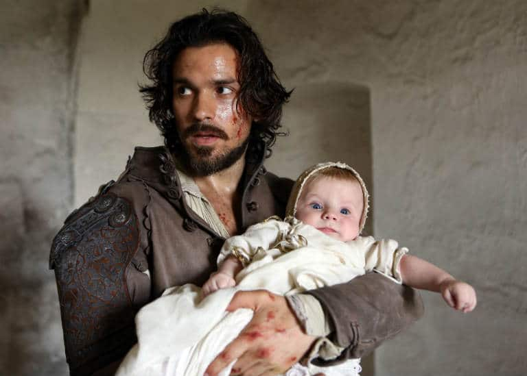Musketeers S2 (Aramis and Son)
