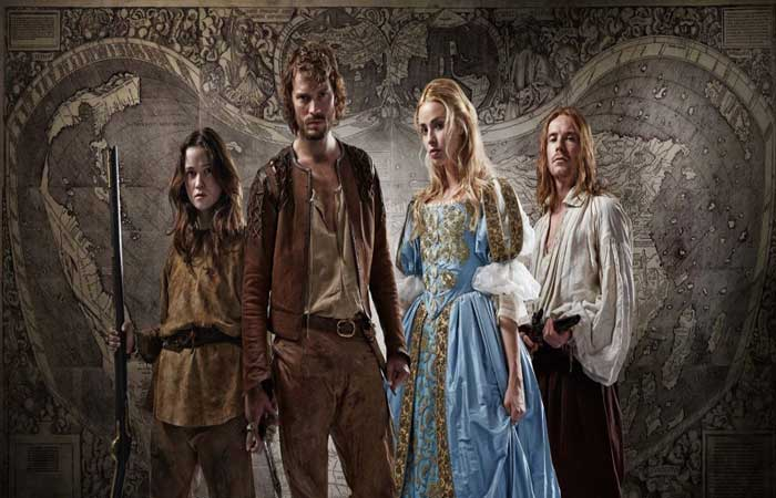 New Worlds Review – An Uneven, Yet Romantic and Enjoyable Period Drama