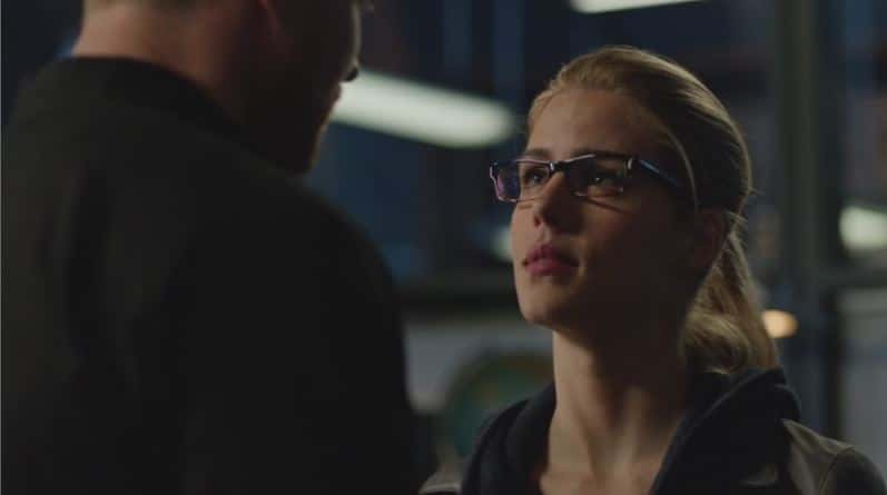 Oliver and Felicity I want to be with you