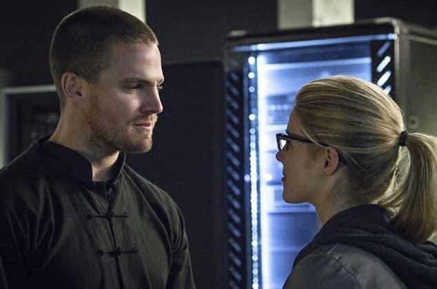 Oliver and Felicity header
