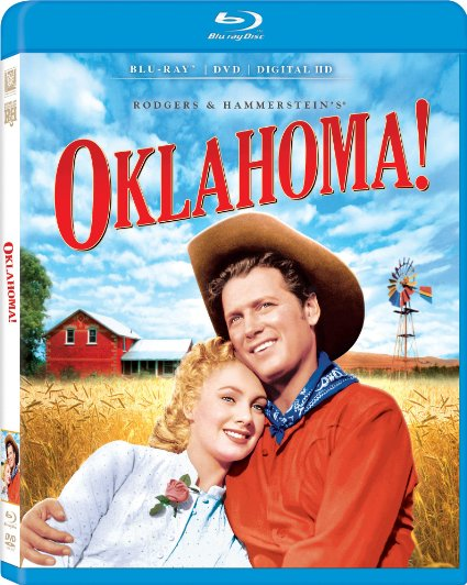 Vintage Review: Oklahoma!: A movie with songs and laughter as high as an elephant's eye!