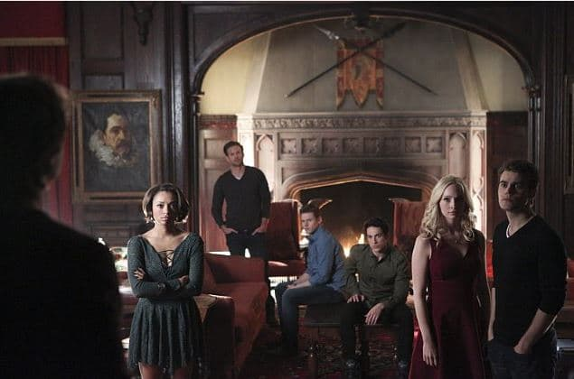 the cast of TVD