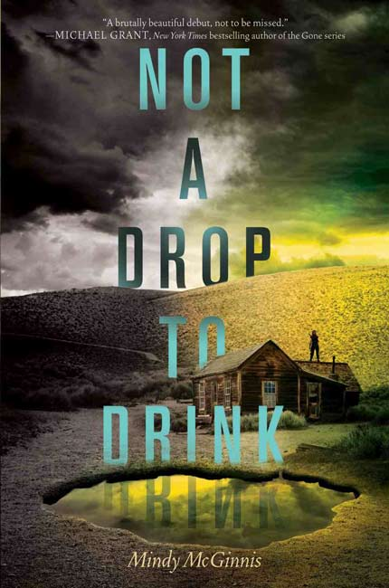 Not a drop to drink cover
