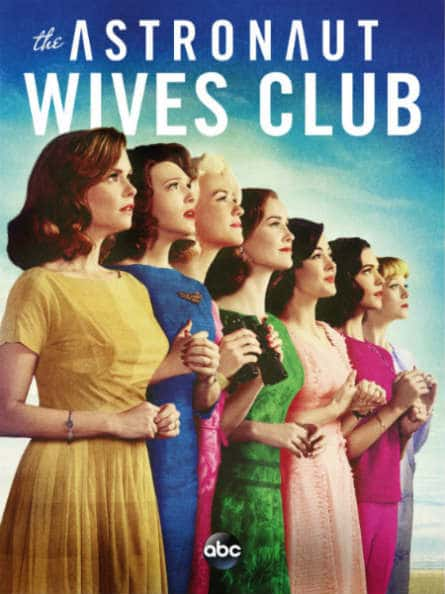 Astornaut Wives Club Poster