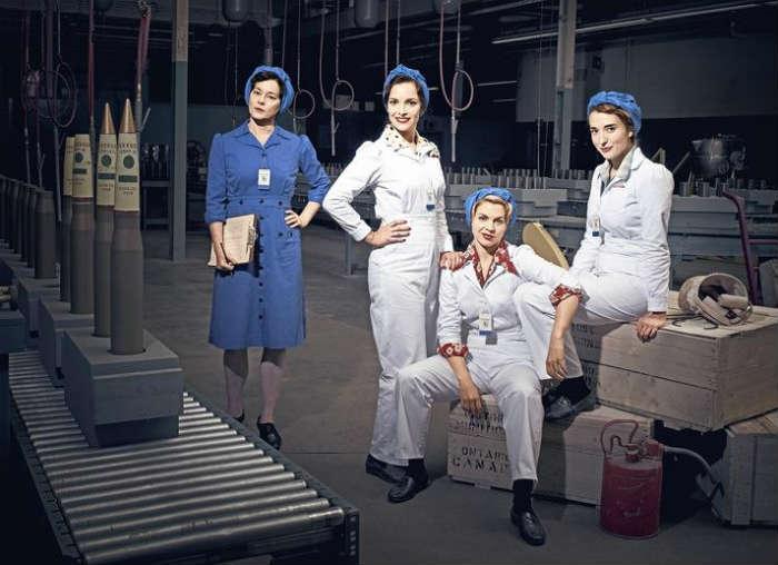 Bomb Girls Image3