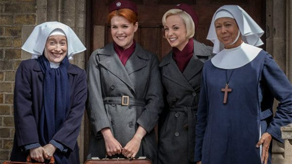 Call the Midwife - Nurses