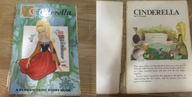 Cinderella covers