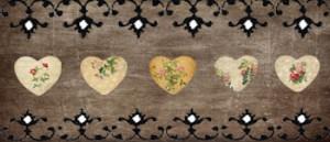 Five-hearts-border