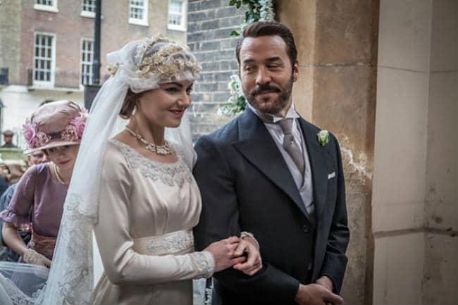 The Selfridge Wedding